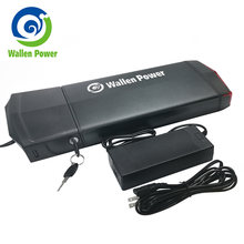 Wallenpower фара для электровелосипеда в Батарея 18650 литиевых
