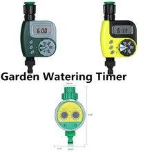 Jardim rega temporizador controlador de irrigação programável automático eletrônico casa mangueira torneira autoplay sistema rega