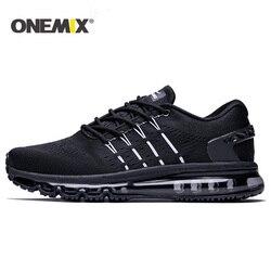 Onemix nuevos zapatos para correr para hombre zapatos Deportivos transpirables de diseño único para mujer Zapatillas deportivas para hombre al aire libre para hombre zapatos de hombre