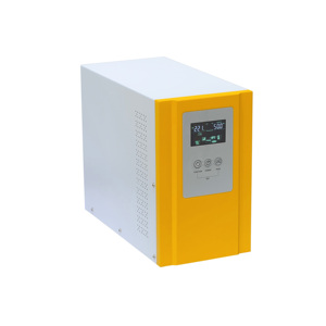 1000W DC to AC Solar Inverter 12V 24V to 220V AC 110V AC Pure Sine Wave Converter with AC input