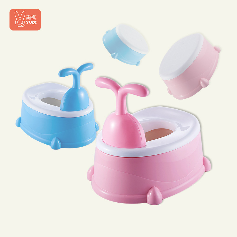 Peter Rabbit Children's Toilet Toilet Seat For Men And Women Baby Small Chamber Pot Investment