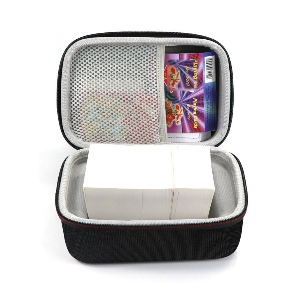 Que faites-vous Meme echec et carte sac de rangement jeu carte Pack housse de transport EVA sac de rangement