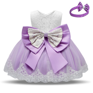 Image 4 - Trẻ Sơ Sinh Đầm Giáng Sinh Công Chúa Cho Bé Đầm Dự Tiệc Cho Bé Gái Christening Đầm 1 Năm Sinh Nhật Đầm Quần Áo Bé Sơ Sinh