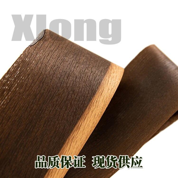 L:2.5Meters Width:150mm Thickness:0.2mm Natural Smoky Oak Straight Skin Smoky European Oak Smoky White Oak