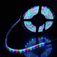 LED Strip RGB Led Light Tape SMD 3/5/10M Waterproof RGB Tape Ribbon Diode Led Strips Light Flexible Stripe Lamp With Controller
