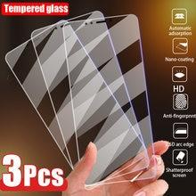 3 pçs protetor de tela de vidro para iphone 12 11 pro max x xs xr 5 5S se vidro temperado para iphone 7 plus 8 6s 12 mini telefone vidro