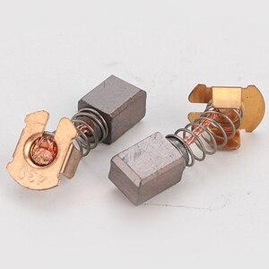 Image 4 - ブラシホルダー + キャップ + カバー + ブラシ + マキタ用CB430 BGA450 BGA452 DGA452 DGA452RMJ DGA452SFE DGA452FE3 DGA452RFEプロモーション