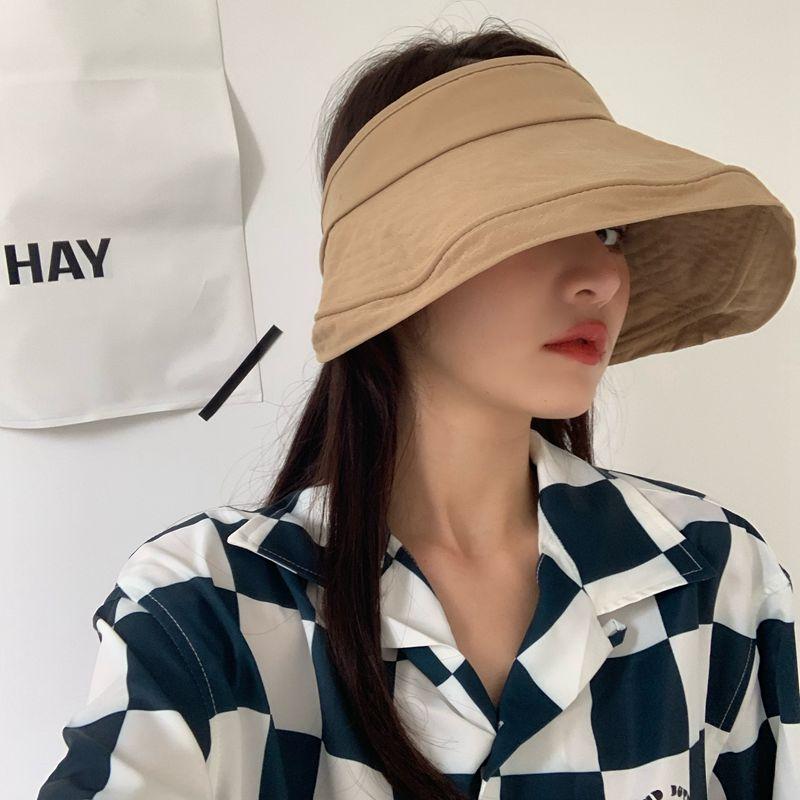 Кепка с козырьком, закрывающая лицо Солнцезащитная шляпа, Женская Солнцезащитная шляпа с широкими полями, Солнцезащитная шляпа с УФ-защито...
