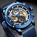 NAVIFORCE 9167 Männer Uhr Top Luxus Marke Mann Military Sport Quarz Handgelenk Uhren Edelstahl Männlichen Uhr Relogio Masculino