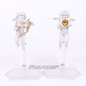 Image 2 - を Toble 博物館フィグマ SP 076 天使キューピッドアクションフィギュアグッズ Pvc 模型玩具人形