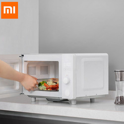 Mijia 700W Smart Microwave Oven 20L Stereo Uniform Speed Hot Classification Professional Thawing App Smart Microwave Oven