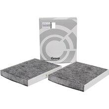 Genuino filtro abitacolo per BMW F01 F02 F07 F10 64119163329 64119272642 Carbone attivo filtro abitacolo set 64119163328 927264