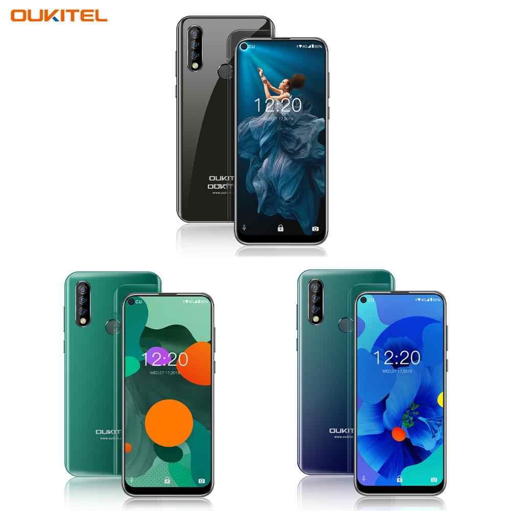 "OUKITEL C17 Pro 6,35 ""19:9 4G ram 64G rom мобильный телефон MT6763 Восьмиядерный Android 9,0 Face ID 4G LTE 3900mAh аккумулятор смартфон"
