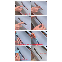 Car Door Handle Decal Paint Protection Film Clear For Tesla Model 3 Sheet Wraps(China)