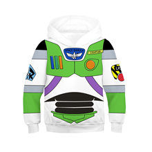Kids Tops Boys 3D Print Toy Story Hoodies Children Woody Buzz Lightyear Sweatshirt Boys Super Hero Spiderman Captain Pullover(China)