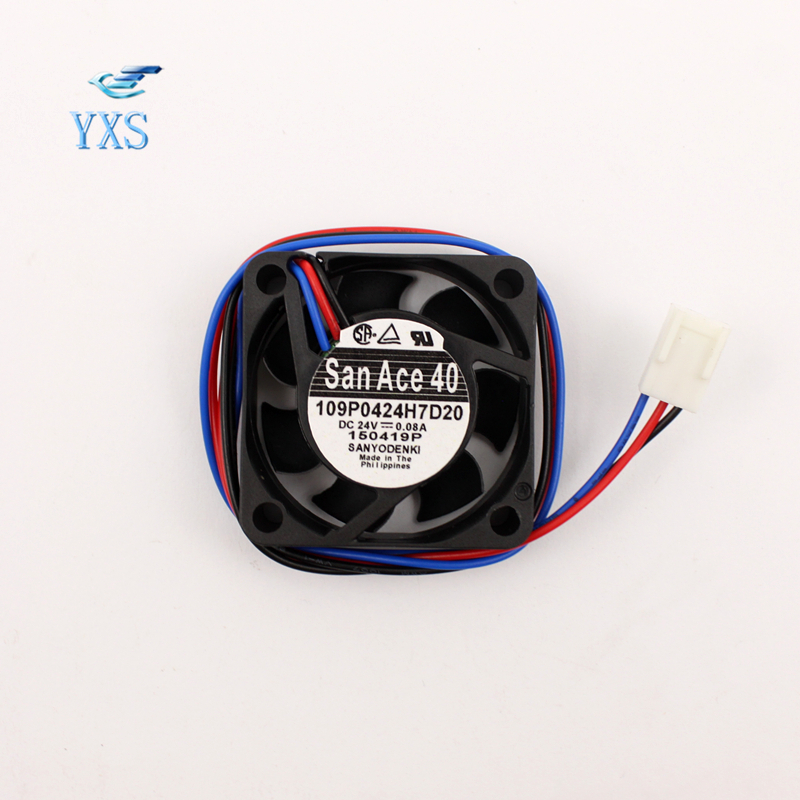 RDH4028B2 24V 0.16A 4028 4CM 3Wire Cooling Fan