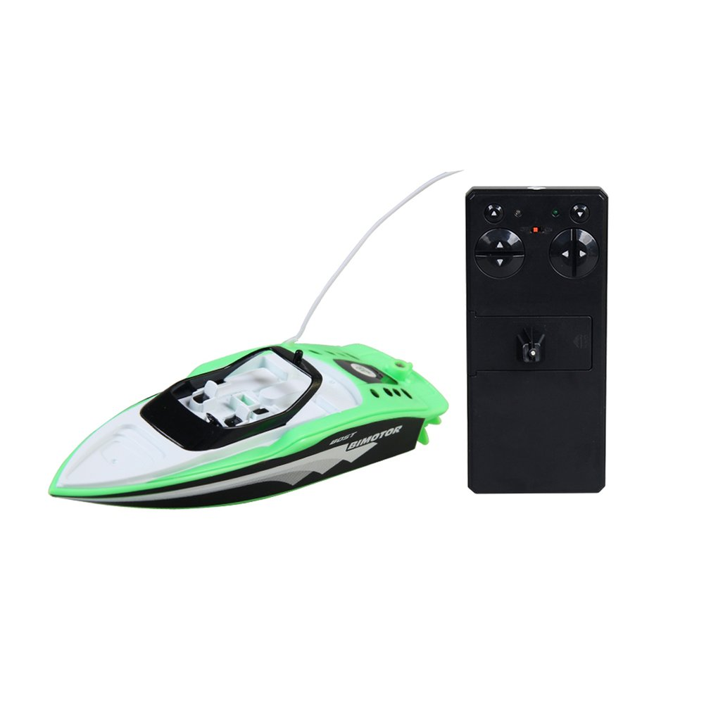 3392M 2.4GHz Rechargable Mini Electric Sport High Speed RC Boat <font><b>Remote</b></font> <font><b>Control</b></font> Boat For Children Toys Kids Gift image