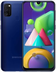 Samsung Galaxy M21 M215 64GB Dual Sim Blue