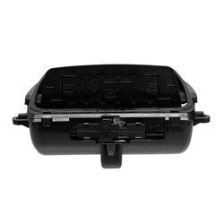 Nowe czarne plastikowe podłokietnik konsoli środkowej tabeli popielniczka zgromadzenie dla Bmw serii 5 F10 F11 F18 51169206347 w Popielniczki samochodowe od Samochody i motocykle na