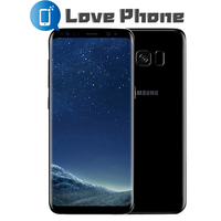 Original Samsung Galaxy S8 Plus SM G955U G955F 3500mAh RAM 64GB ROM 6.2 Single Sim Octa Core Android Fingerprint 12MP Phone