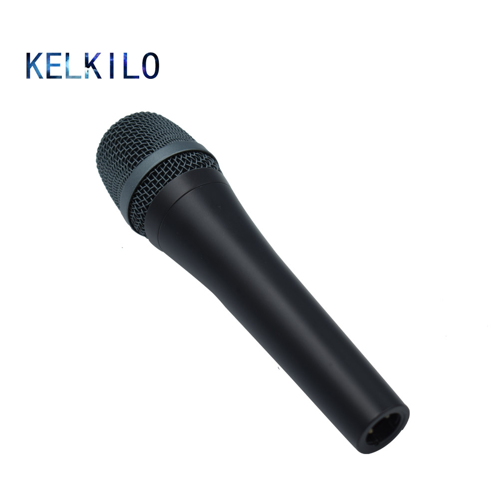 KELKILO KE945 Dynamic wired microphone professionnel for E945 for Karaoke Vocal Music Performance professional free shipping