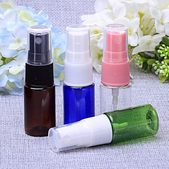 10Pcs 10ml  Refillable Small Portable Sample Perfume Bottle Travel Empty Spray Atomizer Bottles Cosmetic Packaging Container 3 colors 10ml mini portable refillable perfume atomizer spray bottles empty bottles cosmetic containers bottles gifts wlw27