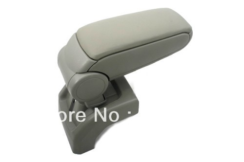 Center Console Armrest (Leatherette Beige) For Ford Foucs MK2 2004-2010
