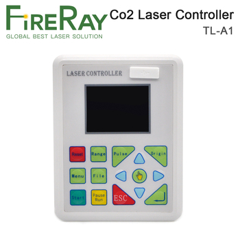 цены FireRay Co2 Laser Controller System for Co2 Laser Engraving Cutting Machine K40 Laser 3020 6040 Replace ruida Leetro Trocen