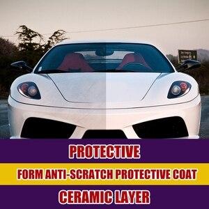 Image 3 - קרמיקה רכב לשטוף לבצר מהיר מעיל פולני & אוטם תרסיס רכב ננו קרמיקה ציפוי ליטוש ריסוס שעוות 120ml