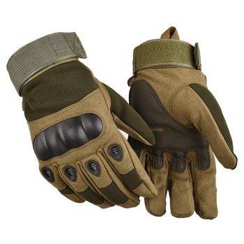 Men Tactical Gloves Outdoor Full Finger Half Fitness  for Cycling Motorcycle Camping Hiking