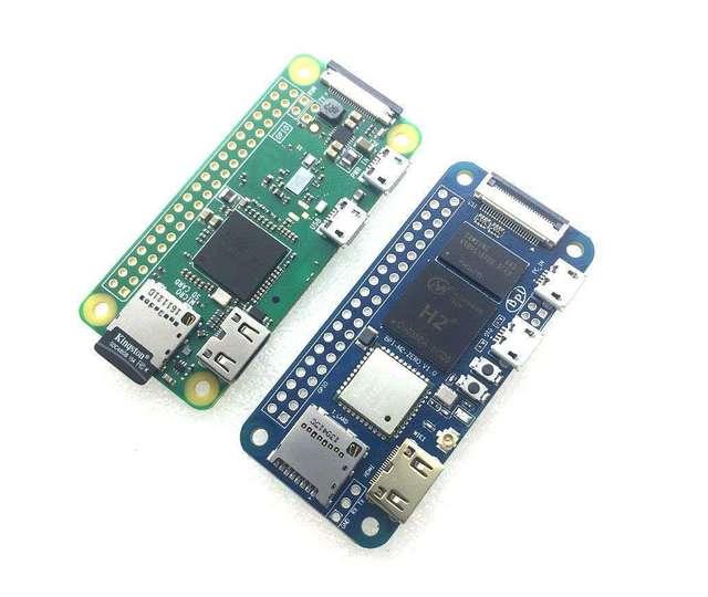 BPI-M2 Zero czterordzeniowy komputer jednopłytkowy typu open source H2 +