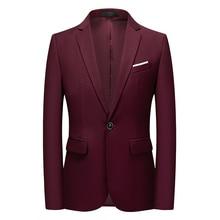 Coat Dresses-Sets Blazer Groomsme-Jackets Formal-Dress Suit Male Classic Clothing Weddin