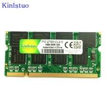 Mémoire de serveur d'ordinateur portable, modèle DDR2, capacité 1 go 2 go 4 go, fréquence d'horloge 800/667/533/400/333MHz, RAM pour AMD et INTEL, nouveau modèle