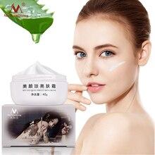 MeiYanQiong сильный эффект мощный крем для отбеливания веснушек 40 г удаления мелазмы прыщей пигментные пятна меланин уход за лицом крем