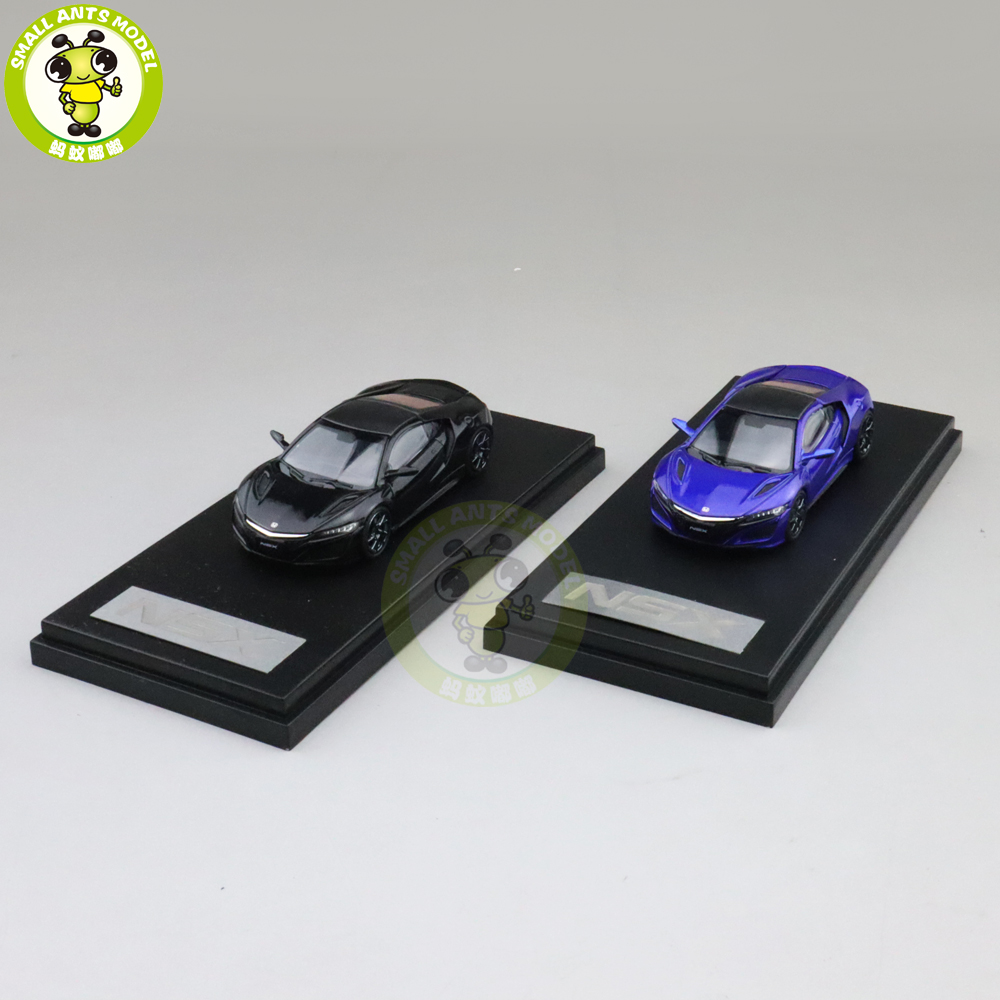 1/64 LCD NSX Diecast Metal Car Model Toys Boys Girls Gifts Hobby Collection