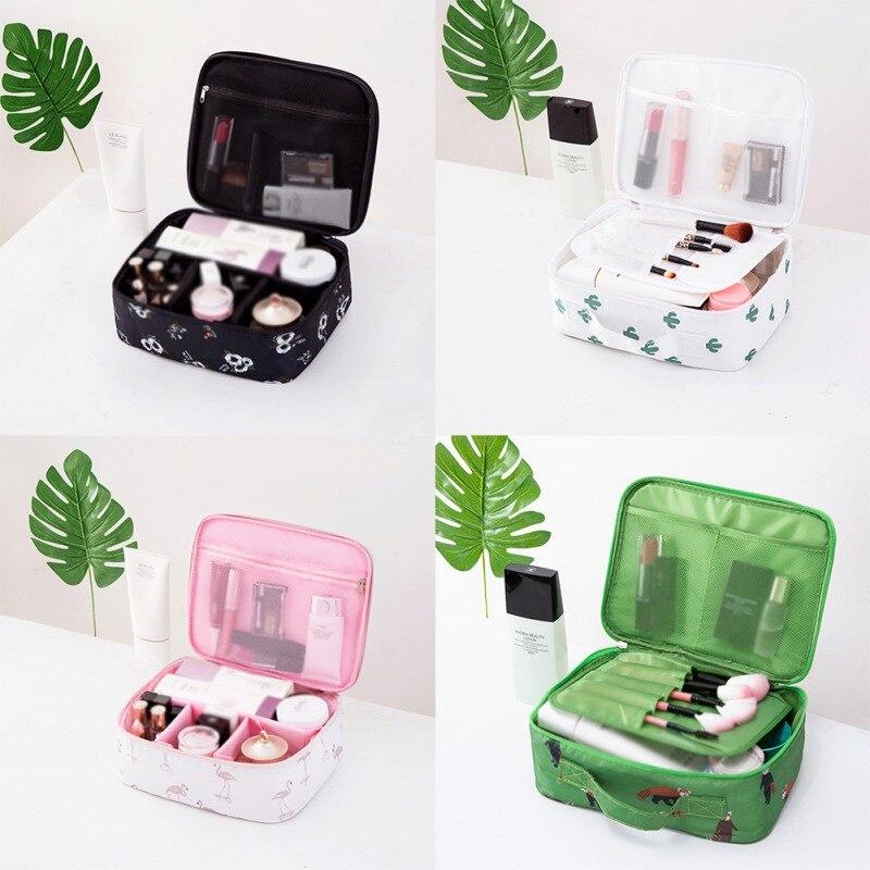 Brand New Cosmetic Bag High Quality Brush Bag Travel Bag Makeup Product Multiple Styles Storage Bag Makeup Bag