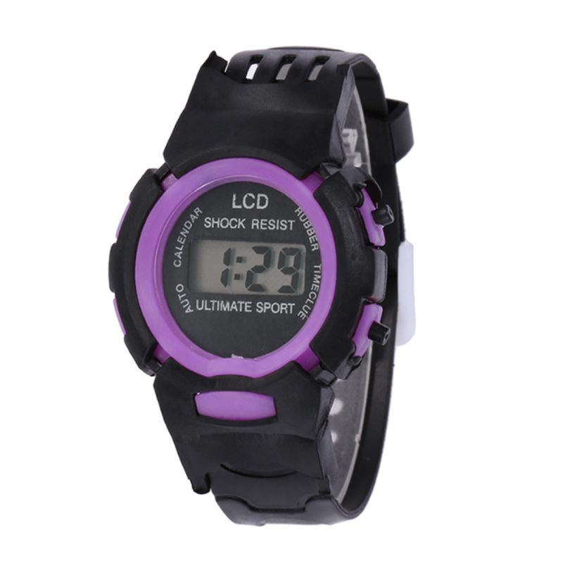 2020 Children Boy Girls LED Digital Electronic Watches Student Sport Kids Watch Fashion Child Gift WristWatch Boys Watches