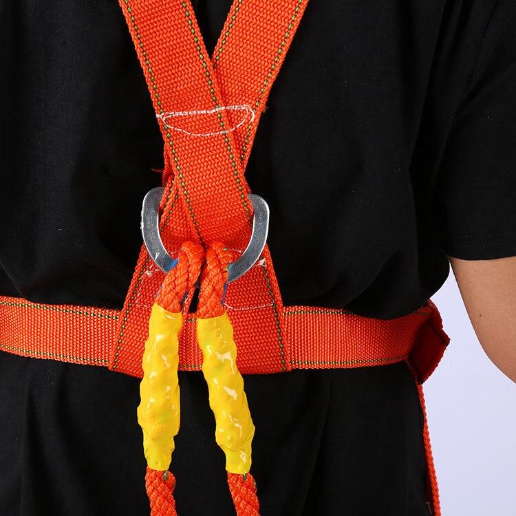 cinco pontos ajustável com seguro de altitude
