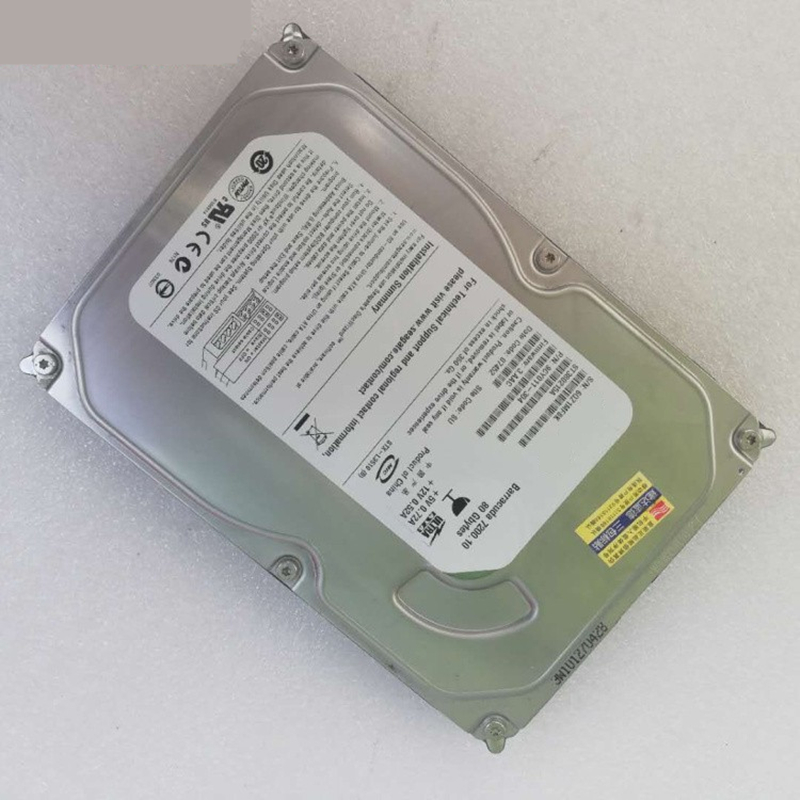 """New HDD For Seagate Brand 80GB 3.5"""" 7.2K IDE 8MB 7200RPM For Internal Hard Disk For Desktop Computer HDD For ST380215A 3"""