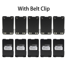 10X Replacement for Icom BP-227 Battery Compatible with Icom BP-227 BP-227Li Two-Way Radio Battery (1900mAh 7.4V Lithium-Ion) цена