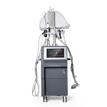 Skin rejuvenation oxygen facial multifunction oxygen facial equipment