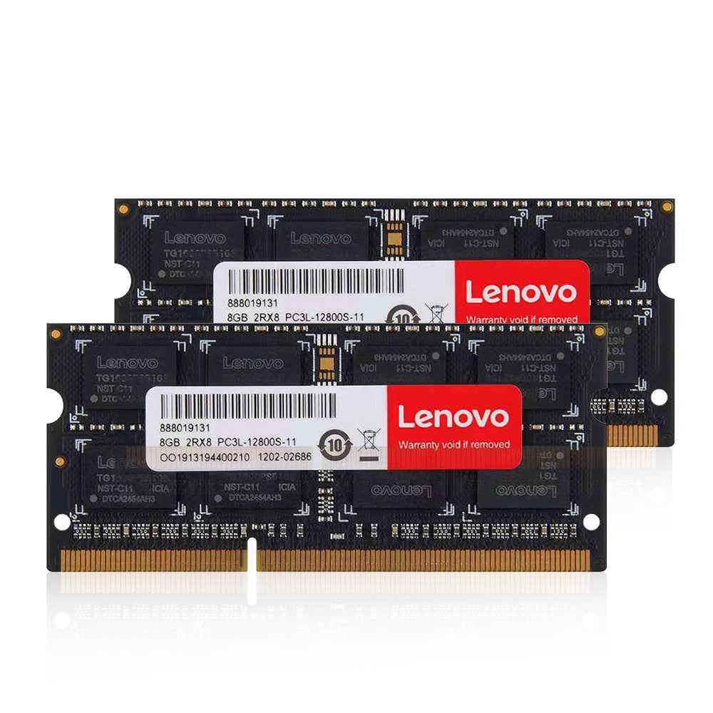 ذاكرة لينوفو ram ddr4 16GB 2666MHz DIMM الجسيمات الأصلية تدعم القناة المزدوجة AM4 Borad ضمان مدى الحياة للكمبيوتر المحمول