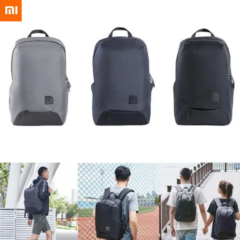 Xiaomi Waterproof Backpack Classic Business Backpacks 23L Cooling Decompression Students Laptop Travel Bag For 15inch Laptop|Smart Remote Control| - AliExpress