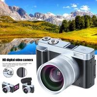 Digital Camera Video Camera Recorder HD 1080P WIFI 3 Inch Screen Wide Angle Lens IJS998