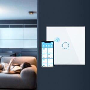 Image 3 - Livolo האיחוד האירופי תקן חכם wifi אלחוטי מודיעין קיר מתג, 2 דרכים צלב שליטה, עבודה google בית, הד, alexa, טיימר פונקציה