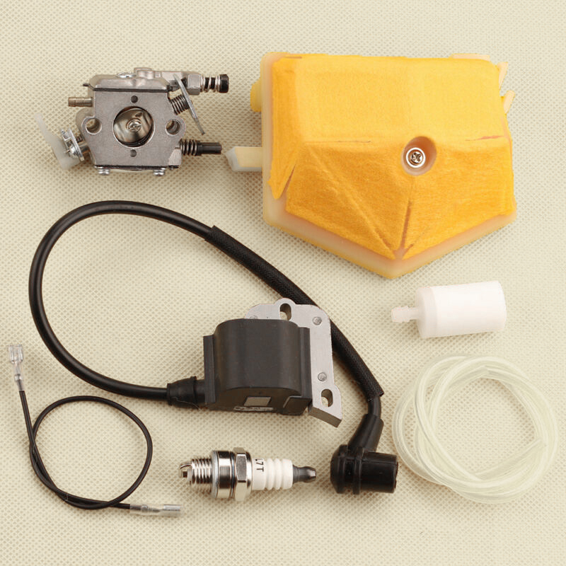 Replacement Ignition Coil Module Kit For Husqvarna 51 55 WT-170 50328150 Rancher Chainsaw Garden Power Tools