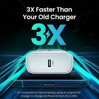 Устройство для быстрой зарядки Ugreen 3