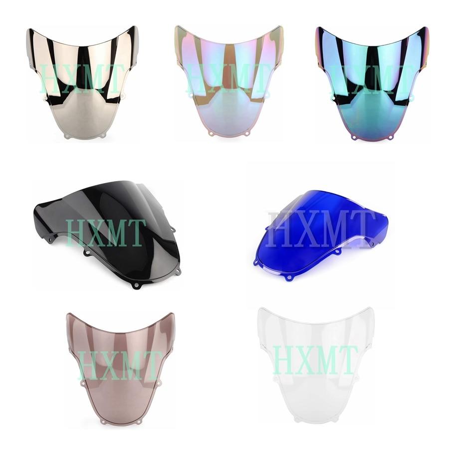 For Suzuki GSXR GSX-R 1000 600 750 K1 K2 2000 2001 2002 2003 Windshield WindScreen GSXR1000 GSXR750 GSXR600 600R 750R 1000R
