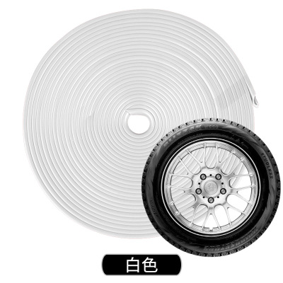 מדבקה לחישוק הגלגל NoEnName_Null 10