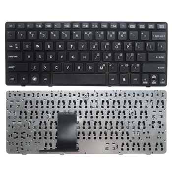 SSEA New US Keyboard English For HP Elitebook 2560 2560P 2570 2570P - discount item  5% OFF Laptop Parts & Accessories